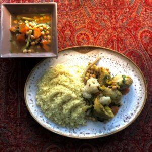 couscous poulet legumes a emporter paris