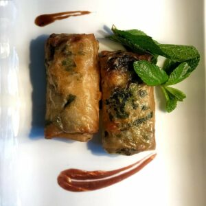 Samoussa Legumes Cumin Vegetarien A Emporter Paris