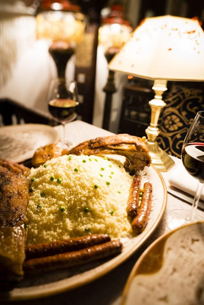 Restaurant Algérien Paris